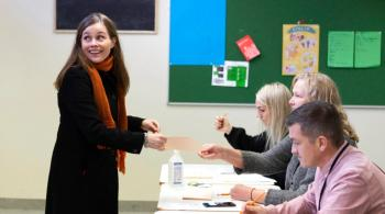 آيسلندا تصبح أول دولة أوروبية تفوز فيها النساء بغالبية مقاعد البرلمان