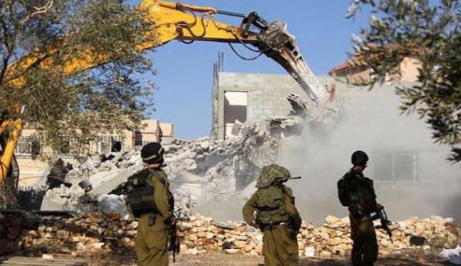 الاحتلال يهدم 4 آلاف منزل بالقدس المحتلة منذ 1967