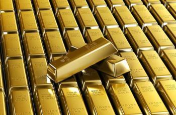 الذهب يهبط بفعل صعود عوائد السندات والدولار
