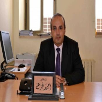 تهنئه للدكتور احمد قزع