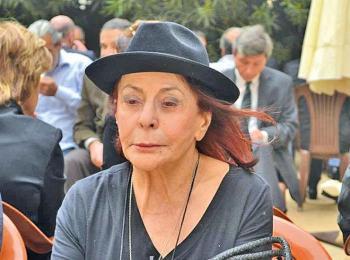الموت يغيب الممثلة اللبنانية القديرة رينيه ديك