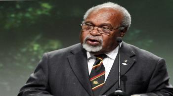 وفاة أبو الأمة في بابوا غينيا الجديدة