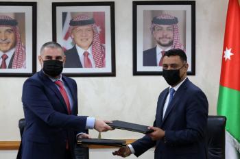 مذكرة تفاهم بين مجلس النواب وصندوق الملك عبد الله الثاني للتنمية