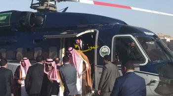 الحريري يغادر برفقة الملك سلمان الى الرياض