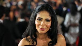 تكريم الفنانة منى زكي في مهرجان القاهرة السينمائي
