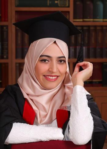 د. فرح ابو العثم النسور ..  مبارك التخرج
