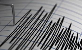 زلزال بقوة 5.5 درجة يضرب خليج عدن