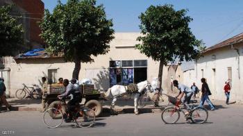 6 انفجارات تهز عاصمة إريتريا