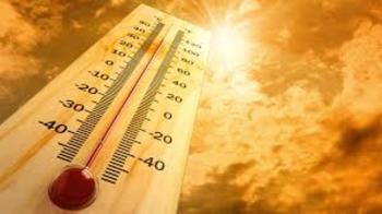 غدا ..  وصول الموجة الحارة الى ذروتها ..  ودرجة الحرارة تقارب الـ 40
