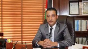 علاء اسماعيل  .. مبارك الماجستير