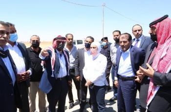 الكسبي: إعادة تأهيل طريق بغداد الدولي بانتظار المخصصات المالية