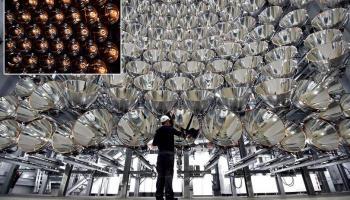 أول شمس اصطناعية في العالم