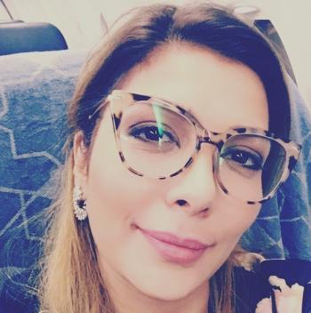 أصالة نصري عقب إطلاق سراحها: الحمدلله