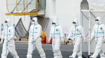 الصحة البريطانية: 155 وفاة جديدة بكورونا