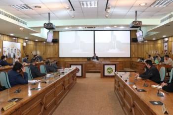 السفير المصري: التعاون مع الأردن يعود بالنفع على الشعبين