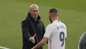زيدان: أنا مدرب محظوظ وأشعر بالفخر لتدريب ريال مدريد