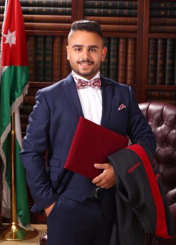 احمد العرب مبارك التخرج