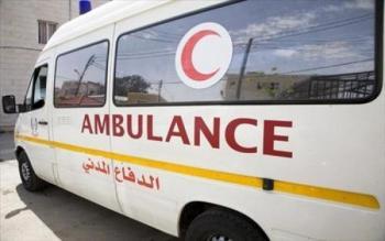 14 اصابة بحادث تصادم في إربد