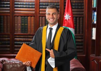 ليث موفق القضاة ..  مبارك التخرج