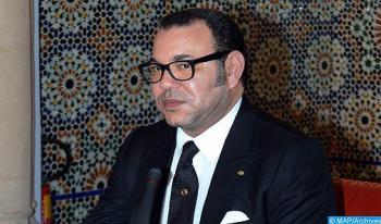 ملك المغرب يوجه لإرسال مساعدات انسانية للضفة وغزة
