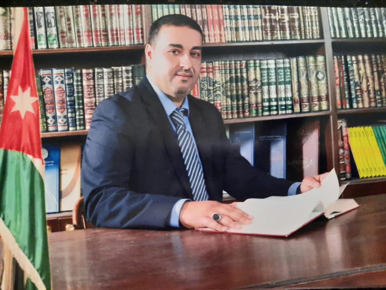 د. هيثم احمد المعابرة
