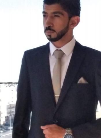 ابو العماش يهنئ ابو عرابي بزفافه