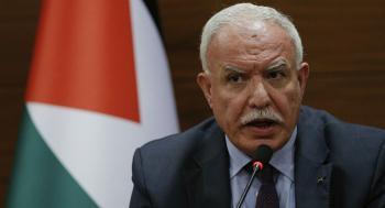 وزير الخارجية الفلسطيني يدعو لتحرك مشترك مع سفراء الأردن لشرح الأوضاع بالقدس