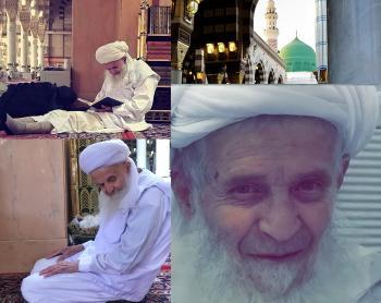 وفاة الشيخ محيي الدين أشهر رواد المسجد النبوي الشريف