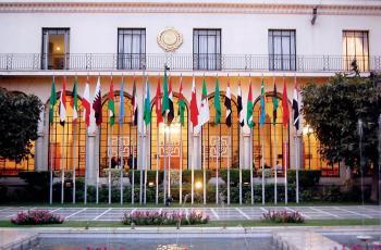 الجامعة العربية تدعو لجهد مشترك لتحقيق السلام