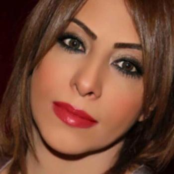حادث سير لرانيا حدادين