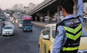 الأمن يطلق حملة مرورية شتوية لفحص المركبات الأحد