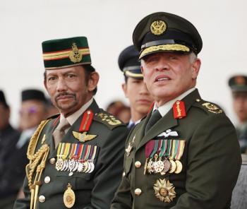 الملك يعزي سلطان بروناي بوفاة نجله الأمير عبدالعظيم