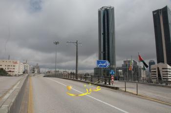 الأمن: التزام عال بحظر التجول في عمان