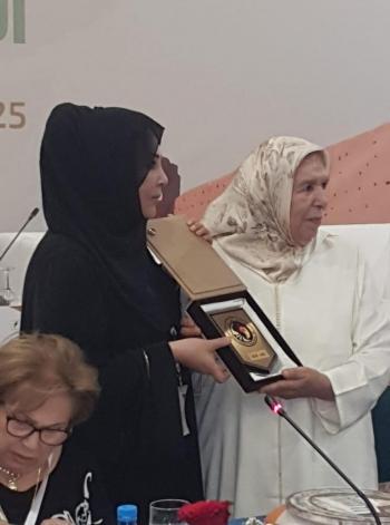 الاتحاد النسائي الأردني العام ينعى الأمينة العامة للاتحاد النسائي العربي