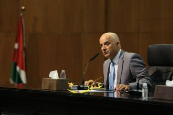 مبيضين يوضح ما قصده الرفاعي بمشاركة 7 ملايين أردني في المنظومة السياسية