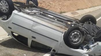 وفاة شاب بتدهور مركبة في غور الصافي