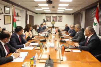 تفاصيل الاتفاقات الأردنية السورية بعد اختتام الاجتماعات الوزارية