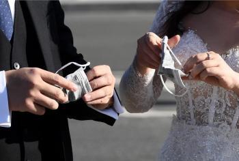 مجددا ..  حفل زفاف وراء حصيلة كورونا القياسية في الأردن