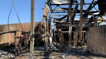 العراق ..  هجوم بطائرات مُسيّرة على عين الأسد