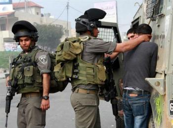 الاحتلال يعتقل 25 فلسطينيا بالضفة والقدس