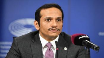 وزير خارجية قطر: هناك تحرك الآن لحل الخلاف الخليجي