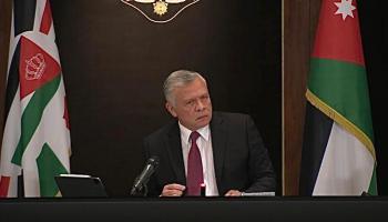 الملك: محاسبة كل شخص قصّر بحماية أرواح الأردنيين ..  والمنصب ليس للترضية