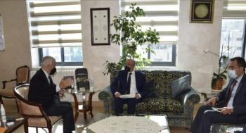 الأردن وتونس يتفقان على تفعيل البروتوكول الاجتماعي