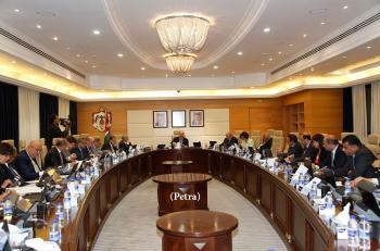 مجلس الوزراء يناقش جهود الاردن لوقف التصعيد في القدس