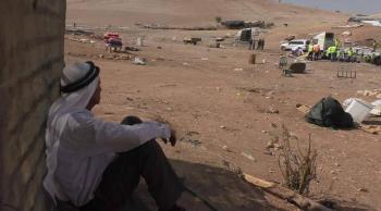 الاحتلال يخطر فلسطينيا بإخلاء أرضه غرب سلفيت
