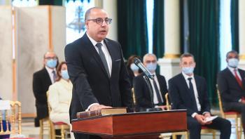 رئيس الوزراء التونسي المقال ينفي مزاعم تعرضه للضرب في القصر الرئاسي
