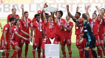 لاعبو بايرن ميونيخ يهيمنون على ترشيحات جوائز دوري الأبطال