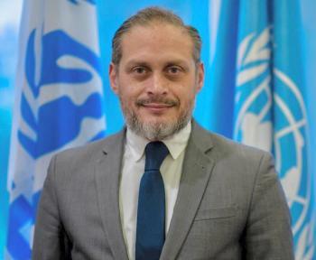 بيبي مديراً لمكتب مفوضية اللاجئين في بنغازي الليبية