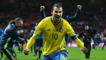 إبراهيموفيتش يتخلى عن غروره برسالة لجماهير السويد