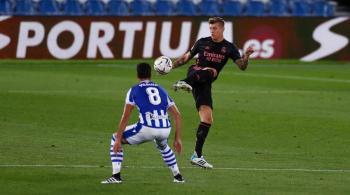ريال مدريد يكشف تفاصيل إصابة توني كروس